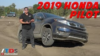 2019 Honda Pilot Review - Off-Road Beast!