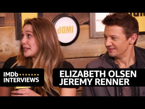 Elizabeth Olsen & Jeremy Renner Love Making Indie Films  IMDb EXCLUSIVE