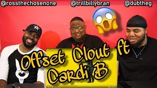 Download Offset - Clout ft. Cardi B (MUSIC REACTION) 😱 Mp3 and Videos