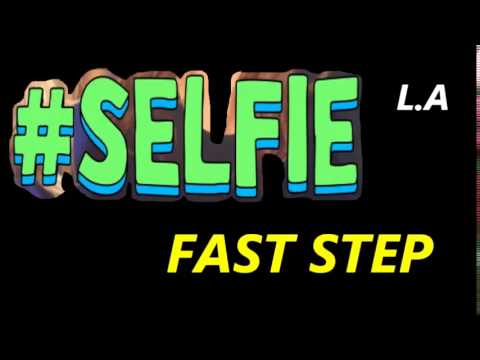 Chainsmokers Selfie Instrumental  [FAST STEP]