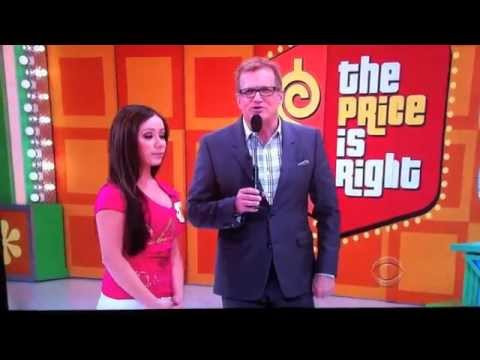 Amber Wins The Price Is Right!!! :)