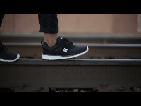 Introducing the Heathrow - DC SHOES (15sec) - YouTube 09031b4ad3b