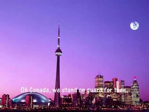 Oh Canada Instrumental With Pictures And Lyrics