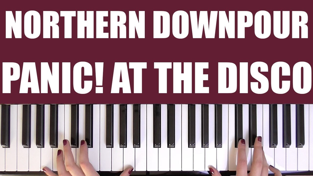 How to play northern downpour panic at the disco youtube how to play northern downpour panic at the disco hexwebz Image collections