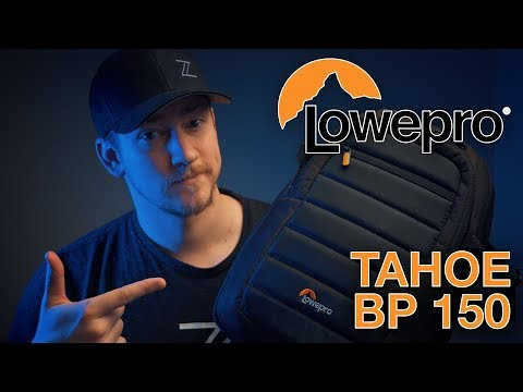 Lowepro Tahoe BP 150 Camera Backpack Review in 2019 | 4 Years Later