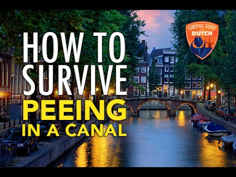#7 - How to survive the Amsterdam canals