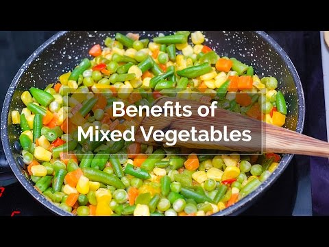 Benefits of MIXED VEGETABLES   vegetables for health   healthy tips