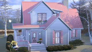 Building a new Rags to Riches house in The Sims 4! (3/8/21)