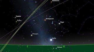 Geminids Meteor Showers Peak Wed. Dec 13th, 2017 at 9pm