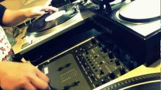 DJ MIKEY P - SCRATCH PRACTICE 2