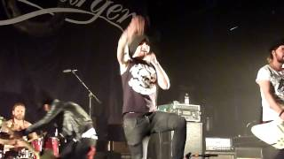 Supercharger - Rulers of the Day  (Live in Neu-Isenburg 2013)