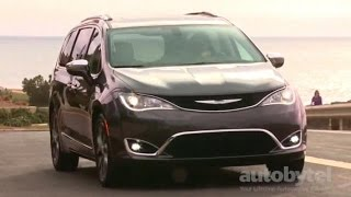 10 Things You Need To Know About the 2017 Chrysler Pacifica Minivan
