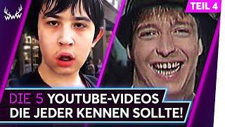 5 YouTube-Videos, die JEDER kennen sollte! – Teil 4 | TOP 5
