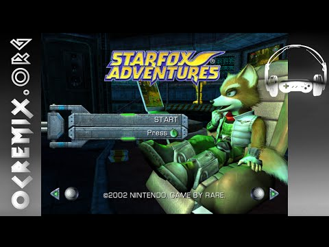 OC ReMix #2008: Star Fox Adventures 'Fossil's Oasis' [Early Thorntail Hollow] by Level 99 & LuIzA