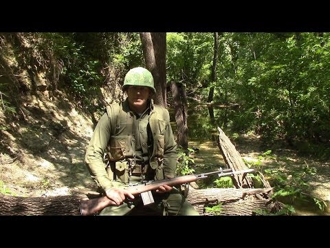 U.S. Marine Vietnam era uniform Camouflage Effectiveness