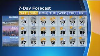 Markina Brown's Weather Forecast (Feb. 15)