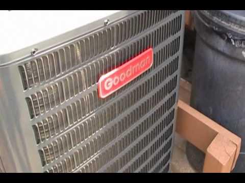 goodman gsx13. brand new 2010 goodman gsx13 air conditioner! gsx13
