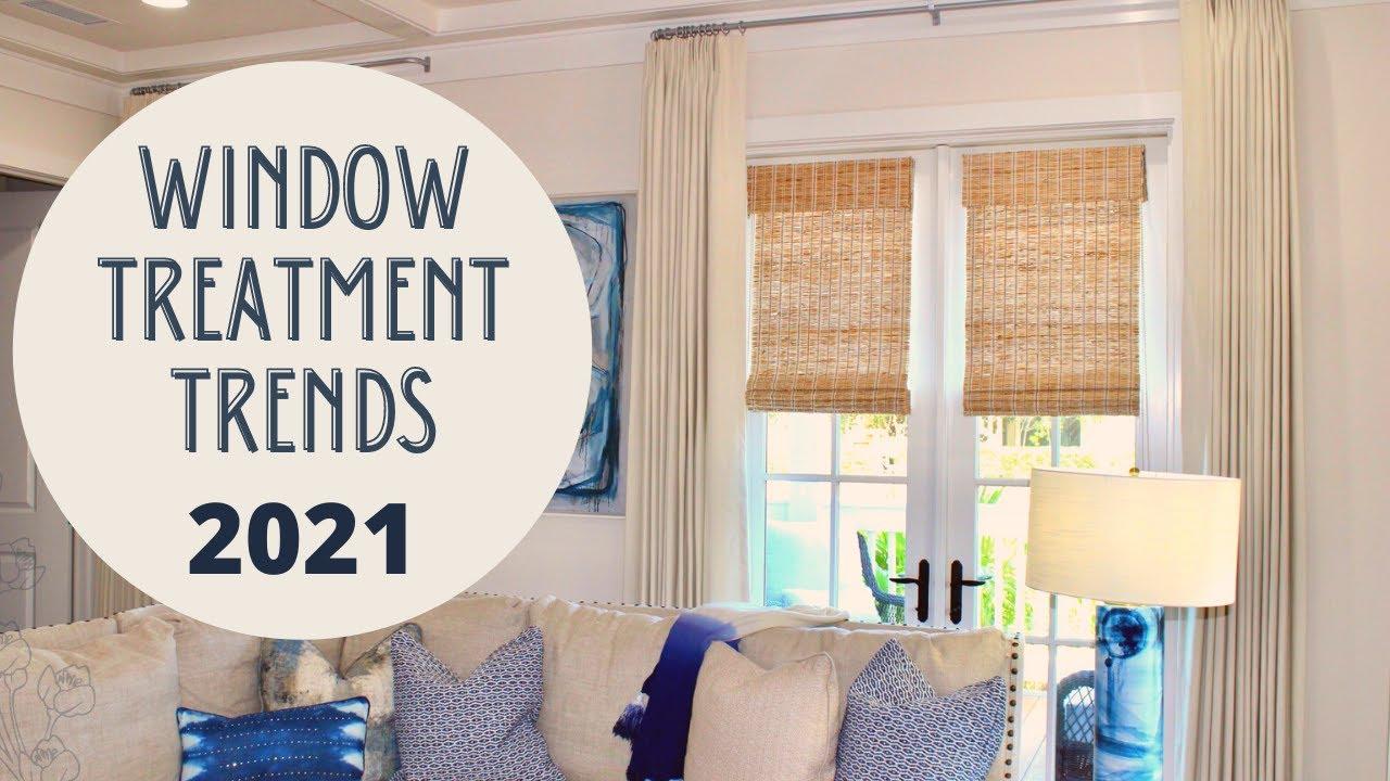 window treatment trends 2021 window treatment ideas for living room bedroom kitchen