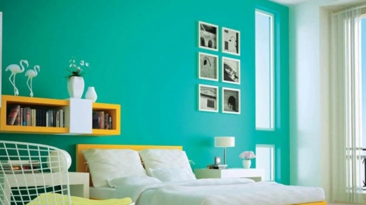 Colour Combination For Hall And Bedroom Ideas Youtube
