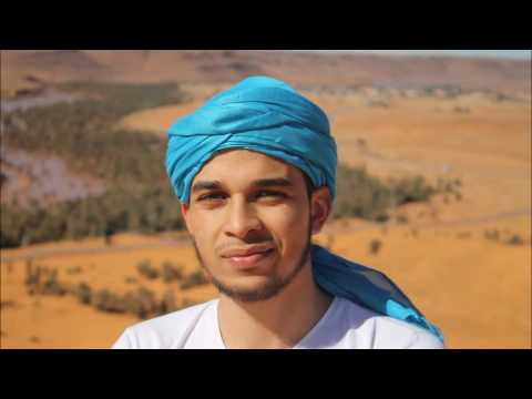 Travel to the Algerian desert