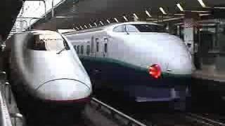 Japanese High Speed (Bullet) Trains
