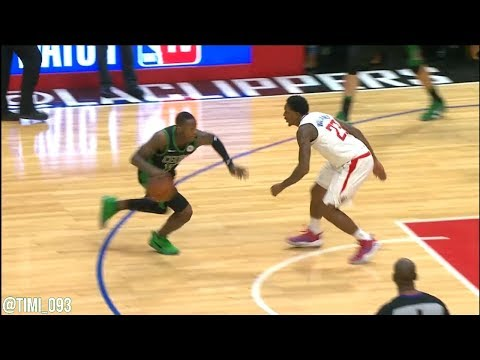 Terry Rozier Highlights vs Los Angeles Clippers (15 pts, 3 reb, 4 ast)