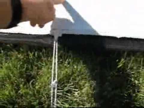 MYOG low-density polyethylene (LDPE) tarptent - Part 2
