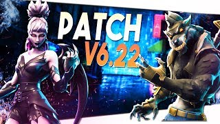 'HYPE' PATCH NOTES V6.22 Nouveau Ninja Mythique - Outlander Légendaire (fr) Fortnite sauver le monde