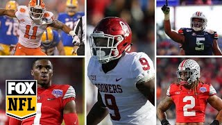 NFL Draft top defensive prospects highlight tape: Best plays from CFB's biggest stars | FOX NFL