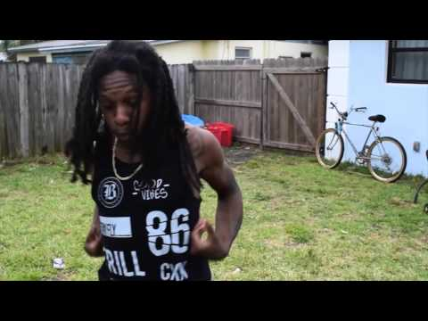 Kush Benji - Trappin All Day (Official Music Video)