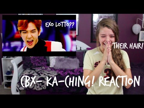 CBX- Ka-CHING! reaction