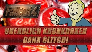 Fallout 4 Unendlich Kronkorken + GRATIS shoppen Glitch