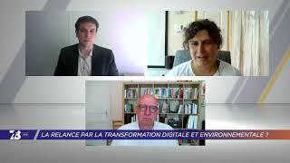 La relance par la transformation digitale et environnementale ?