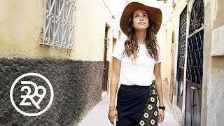 The Colorful Culture Of Morocco's Expats | Style Out There Thumbnail
