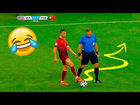 Funny Soccer Football Vines 2018 ● Goals l Skills l Fails
