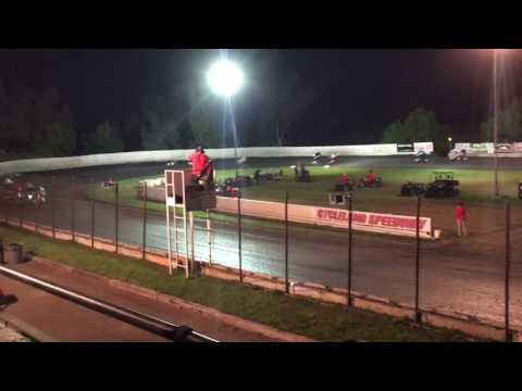 21E Cycleland Speedway 250 4/29/17