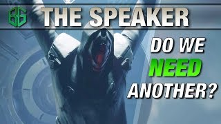 Who should be put in the Speaker's position? || Osiris is a bad idea thumbnail