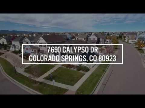 Home Tour: 7690 Calypso Drive, Colorado Springs, CO