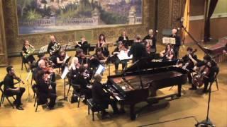 Beethoven Piano Concerto #2, op. 19, in Bb Major: 3. Rondo: Molto Allegro