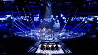 F.Y.D. sing for survival - The X Factor Live (Full Version)