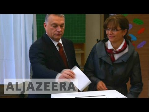 Hungary's MPs reject anti-refugee bill