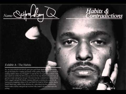 ScHoolboy Q - THere He Go With Lyrics