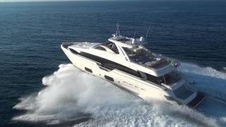 Luxury Yacht - Ferretti Yachts Fleet 2015