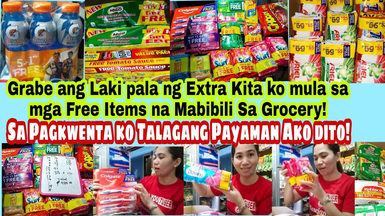Free Items Haul W/Price From Puregold! Magkano Total Free Items? Grabe ang laki! Payaman Tayo Dito!