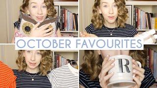 October Favourites • 2014 Thumbnail