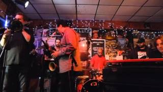 Groove Legacy - Stomp and Buck Dance - 12/15/15 The Baked Potato