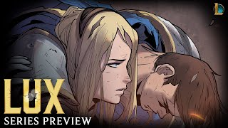 League of Legends: Lux | Comic Series Preview