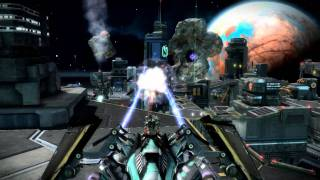 Starhawk: Space Combat Trailer