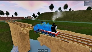 Thomas Tank Engine Machen Sie eine Stadtrundfahrt von Thomas And Friends The Cool Beans Railway Roblox