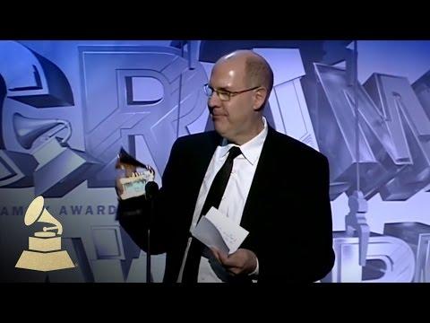 Jeff Jones and Allan Rouse Win GRAMMY For Historical Album - 53rd GRAMMY Pre-Telecast | GRAMMYs